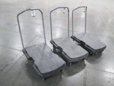 Rubbermaid Utility-Duty Carts