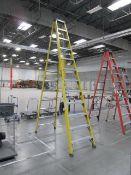 Rock River 12' Fiberglass Ladder