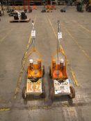 Rust Oleum Striping Machines