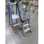 Assorted Ladders