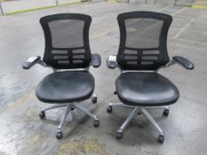 Mesh Back Executive Desk Chairs