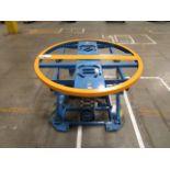 Global Industrial Pallet Carousel Skid Positioner