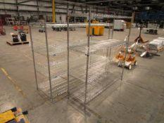 Stainless Steel Wire Shelving Racks