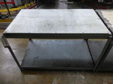 Slanted Top Work Table