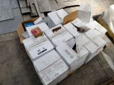 Lot Bearings, Chains, Sprockets