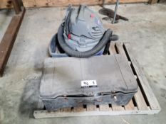 Lot Welding Supplies and Shop Tools