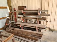 Lot Assorted Steel w/Stands