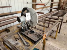 Abrasive Cut-Off Saw w/Stand