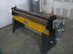 BYFO Initial Pinch Roll former