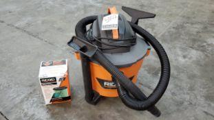 Ridgid Wet/Dry Shop Vacuum