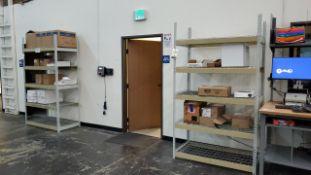 Rivet-Lock Wire Deck Shelving