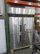 Upright Refrigerator/Freezer