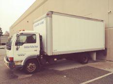 2004 Nissan UD1400 16ft Box Truck