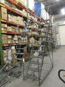 Assorted Ballymore Warehouse Ladders
