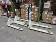 Crown Manual Pallet Jacks