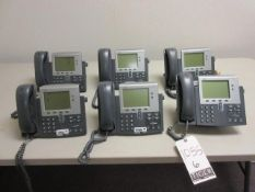 Cisco IP Desk Phones