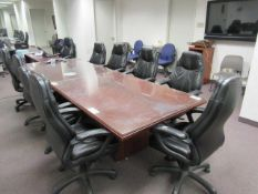 Board Room Contents