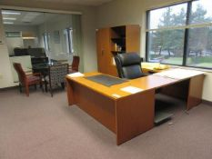 Executive Office Contents