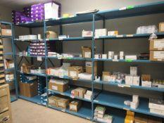 Blue Metal 6-Shelf Racks