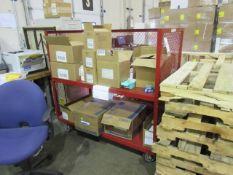 Meco Warehouse Carts