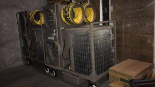 Split Unit AC/Heat Pump with Cart
