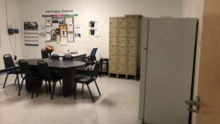 Contents of Breakroom
