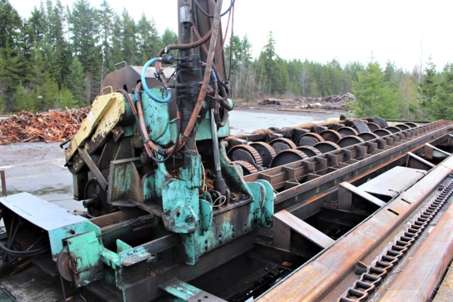 MAJOR SAWMILL AND MOBILE EQUIPMENT AUCTION - ERRINGTON CEDAR PRODUCTS LTD.