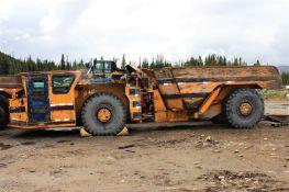 2014 RDH HM800?30 Mine Truck, 18.00-25 Tires; S/N 14-01316; Meter Shows 2,922 Hrs (Unit MT004);