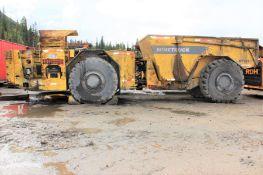 2012 Atlas Copco MT2010 Mine Truck, 20 Tonne, C+B9ummins Diesel, 18R25 Tires; S/N 8997-2861; Meter