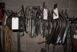 LOT OF CLAMPS, APPROX. (27)