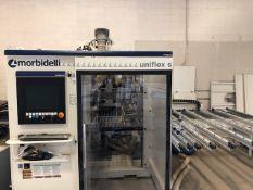 16 MORBIDELLI FORA FRESATRICE CN UNIFLEX S CNC DRILLING MACHINE, 400V, S/N AA2/003783