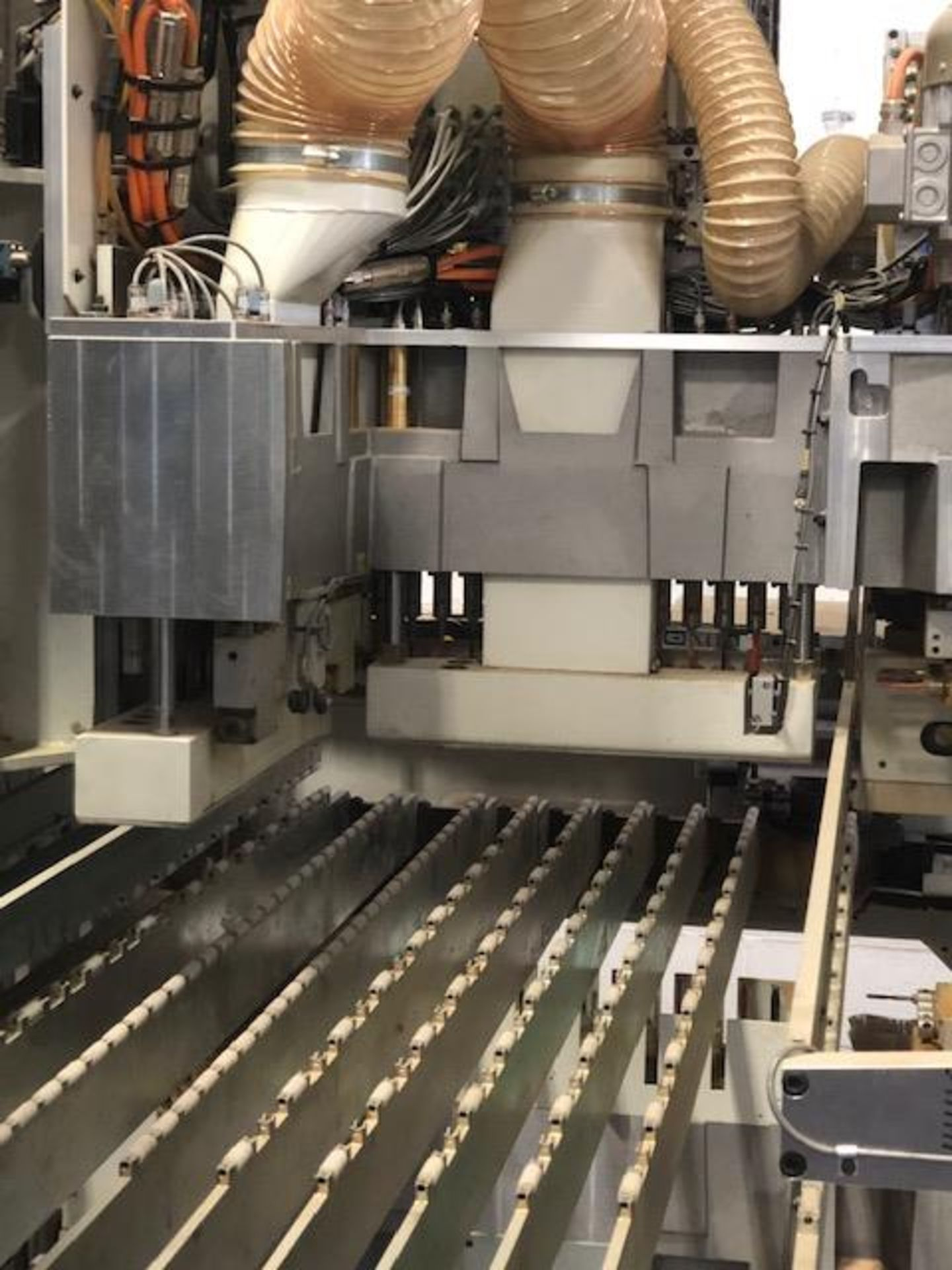 16 MORBIDELLI FORA FRESATRICE CN UNIFLEX S CNC DRILLING MACHINE, 400V, S/N AA2/003783 - Image 3 of 7