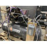 CAMPBELL HAUSFELD10HP COMPRESSOR, 208-230/460V
