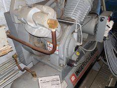INGERSOLL RAND 15HP COMPRESSOR, 230/460V
