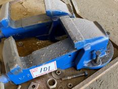 RECORD #5 BENCH VISE