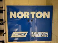 NORTON METAL CABINET