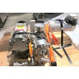Wrightflow Technologies model 0060-TRA10 Stainless Steel Jacketed Positive Displacement Pump -