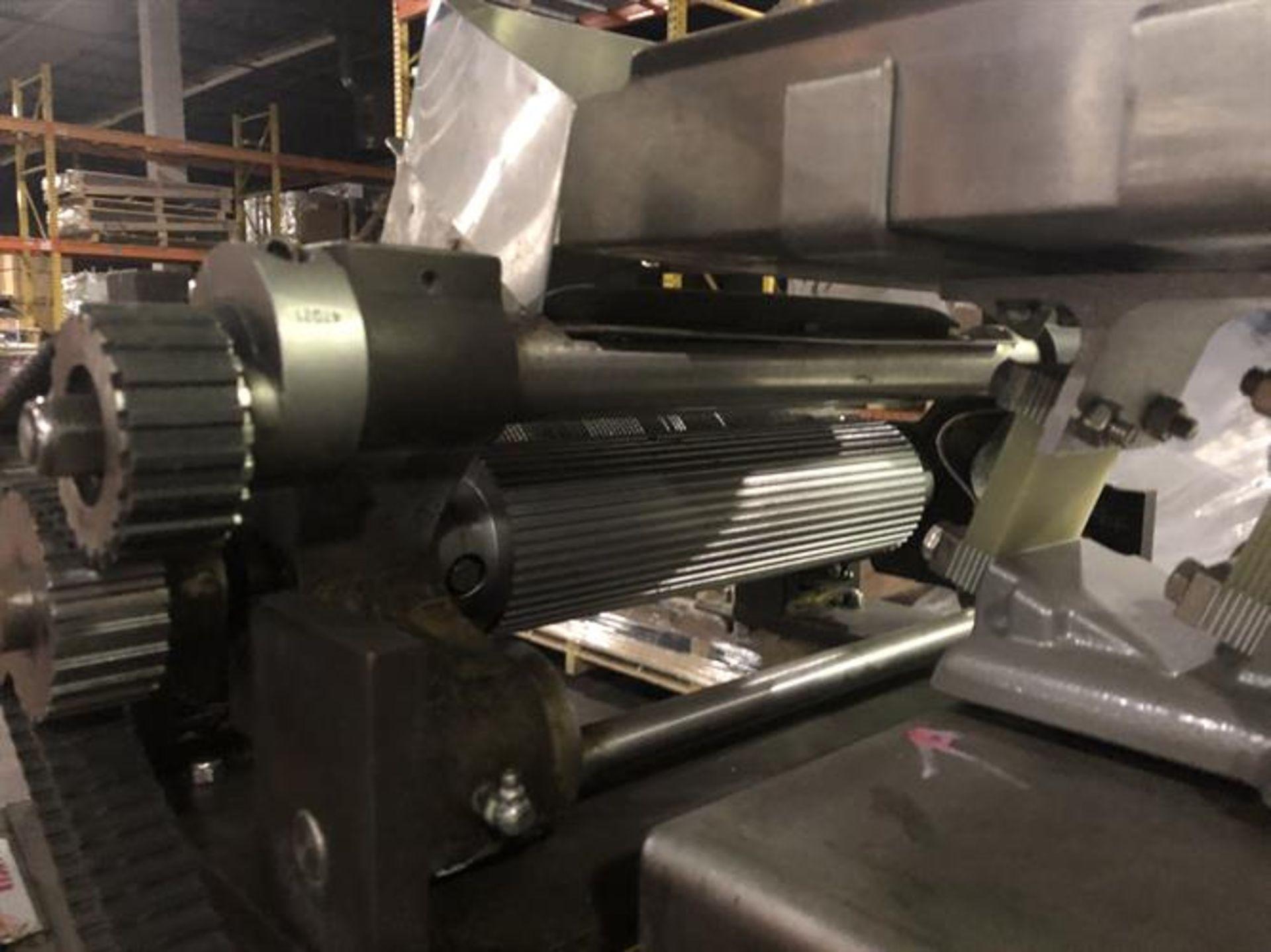 Urschel model N Stainless Steel Granulator - Vibrator pan feeder with variable speed rheostat - - Image 7 of 18