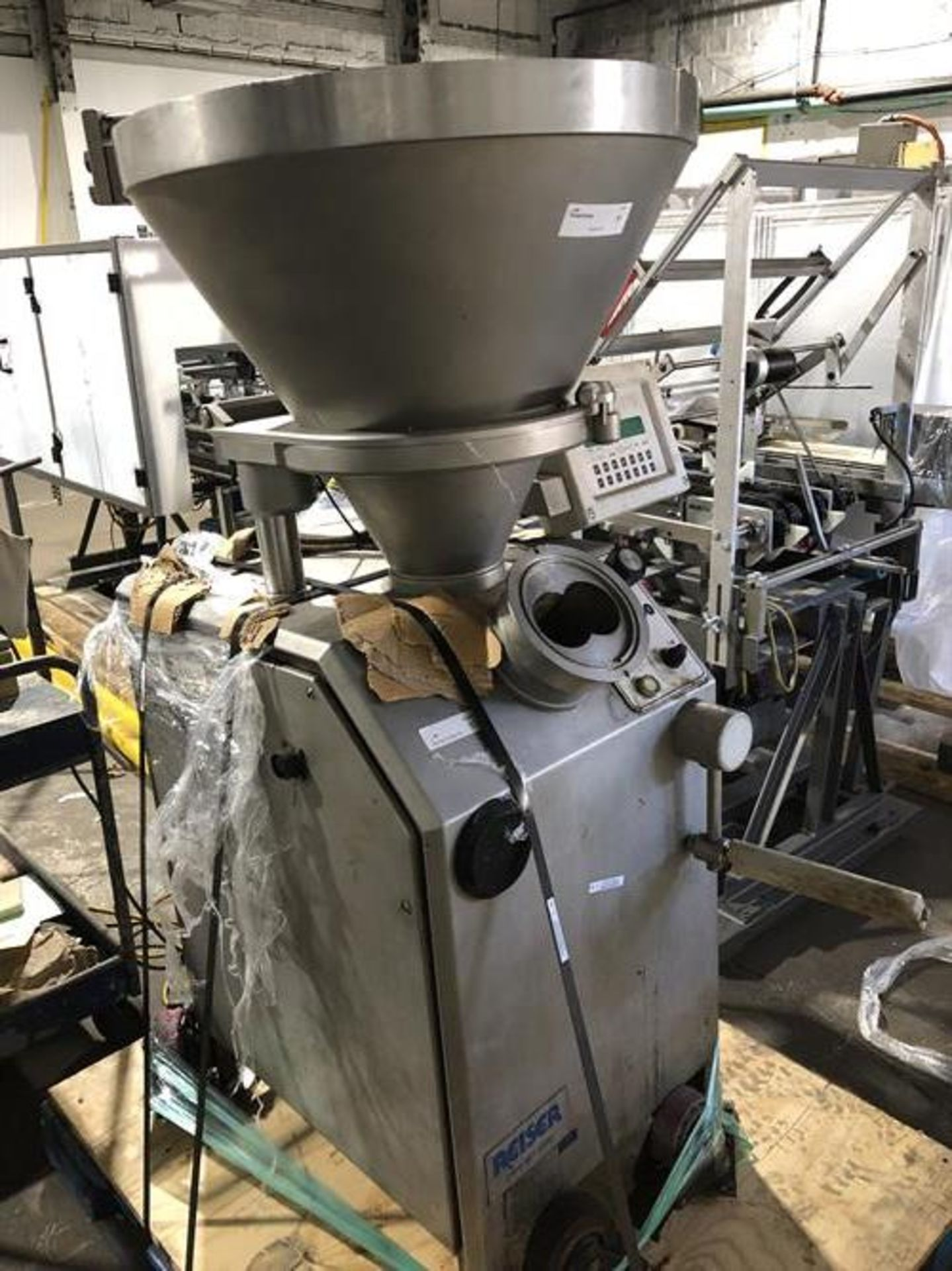 Vemag Robot 500 With PC 878 Portion Controls - Image 4 of 9