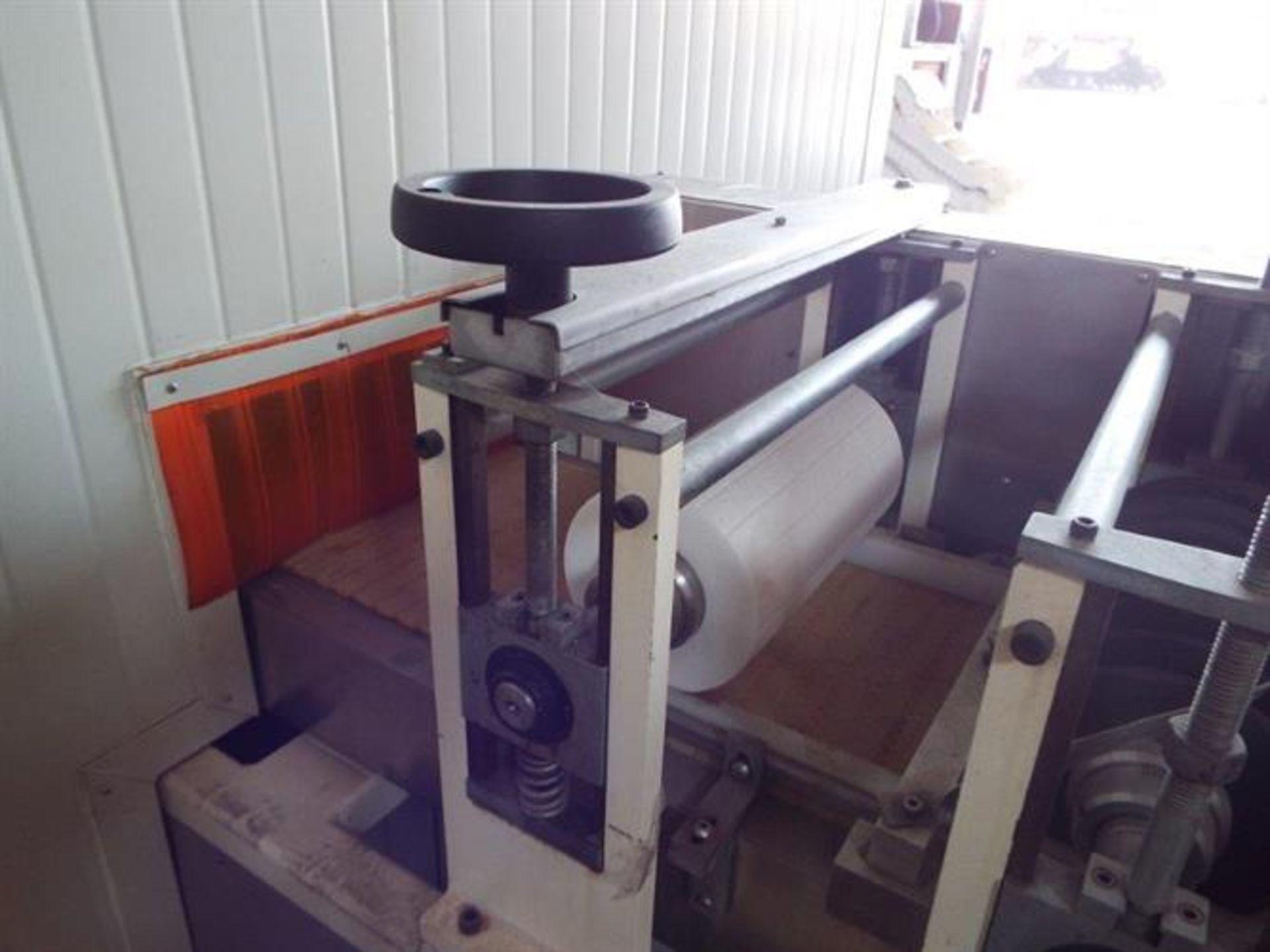 Tecmaq 290 mm Wide Slab Forming Line - Model TM-6H built 2012 - Three sets of gauging/sheeting - Image 16 of 30