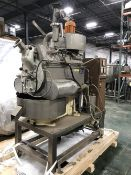 Barth Model LAB50RS 40-lb Cocoa Bean roaster - Approximately 40 lbs/batch capacity for unshelled