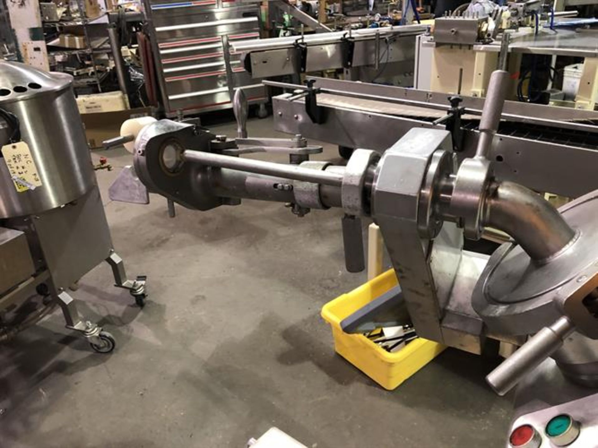 Vemag Robot 500 Stainless Steel Vacuum Stuffer - Machine has been completely reconditioned - PC - Image 17 of 31