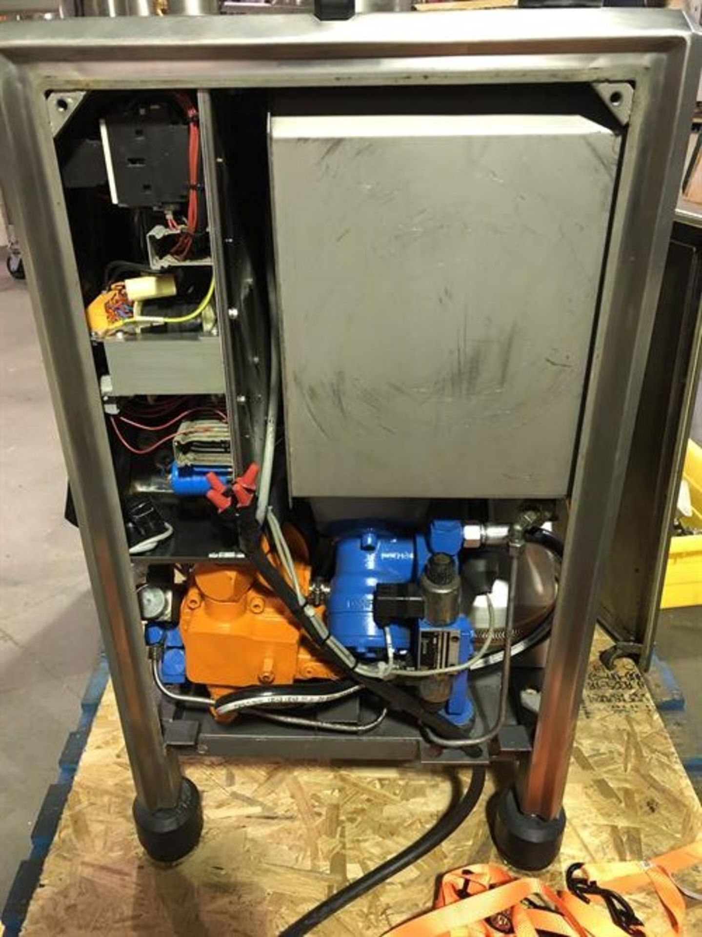 Vemag Robot 500 Stainless Steel Vacuum Stuffer - Machine has been completely reconditioned - PC - Image 27 of 31