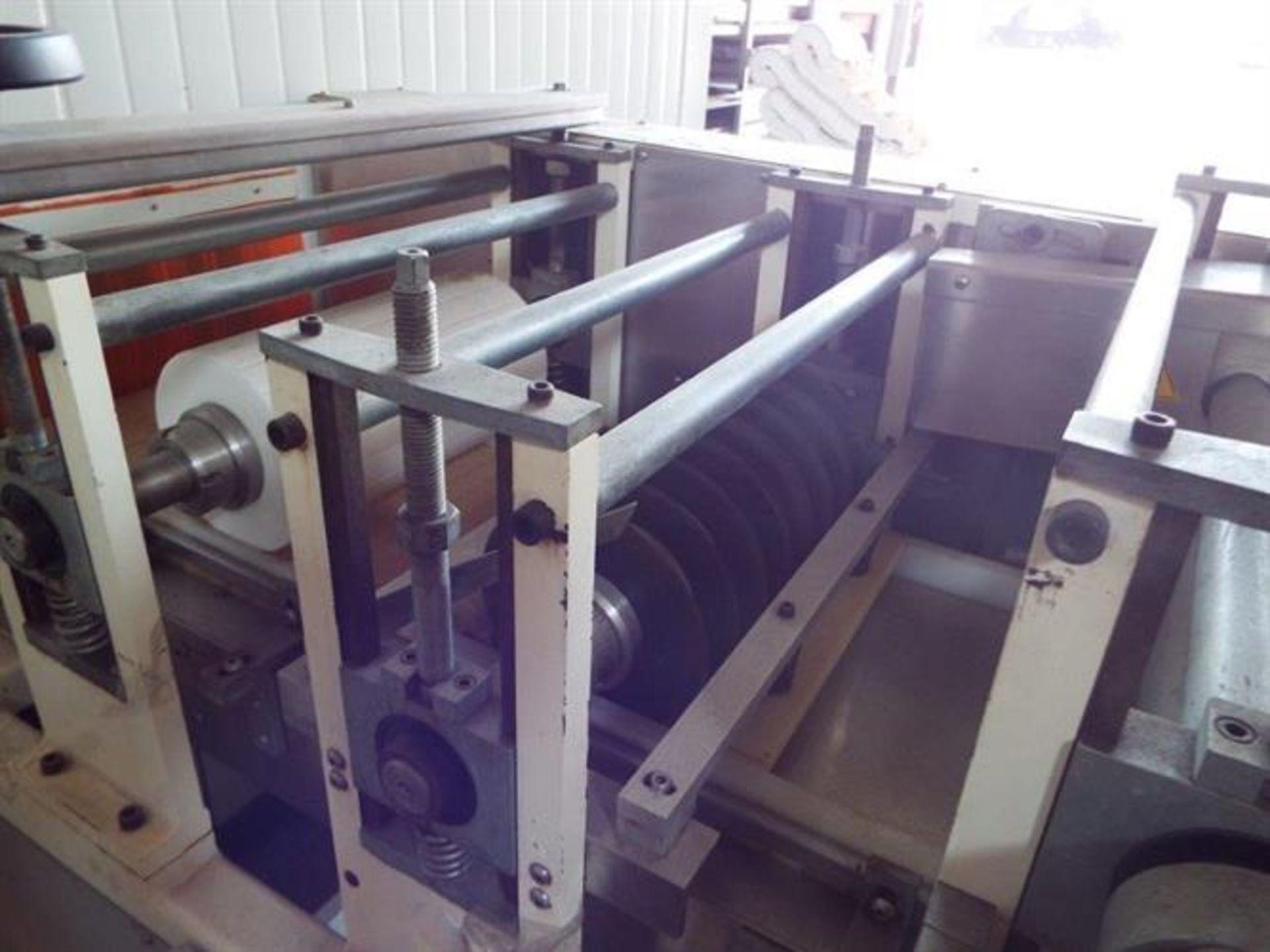Tecmaq 290 mm Wide Slab Forming Line - Model TM-6H built 2012 - Three sets of gauging/sheeting - Image 17 of 30