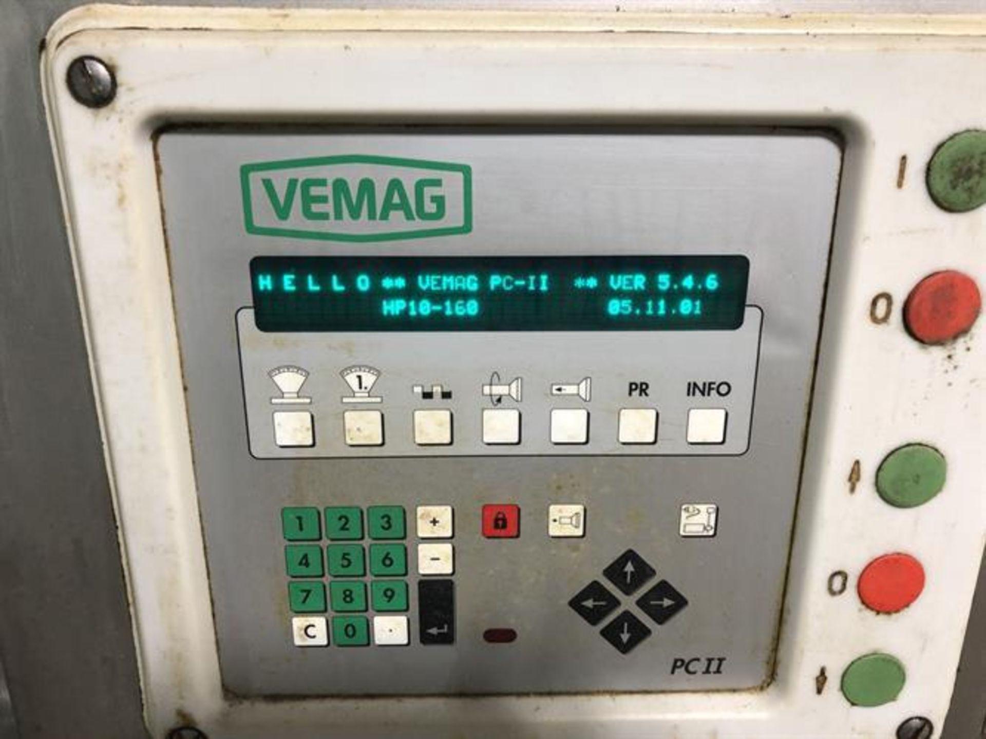 Vemag model HP10C Extruder - Portion controls - Image 5 of 10