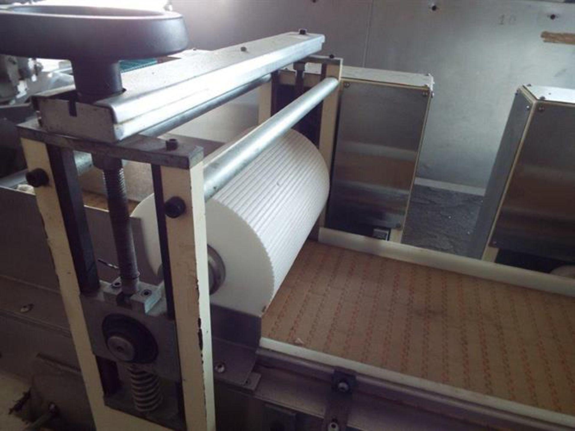 Tecmaq 290 mm Wide Slab Forming Line - Model TM-6H built 2012 - Three sets of gauging/sheeting - Image 13 of 30