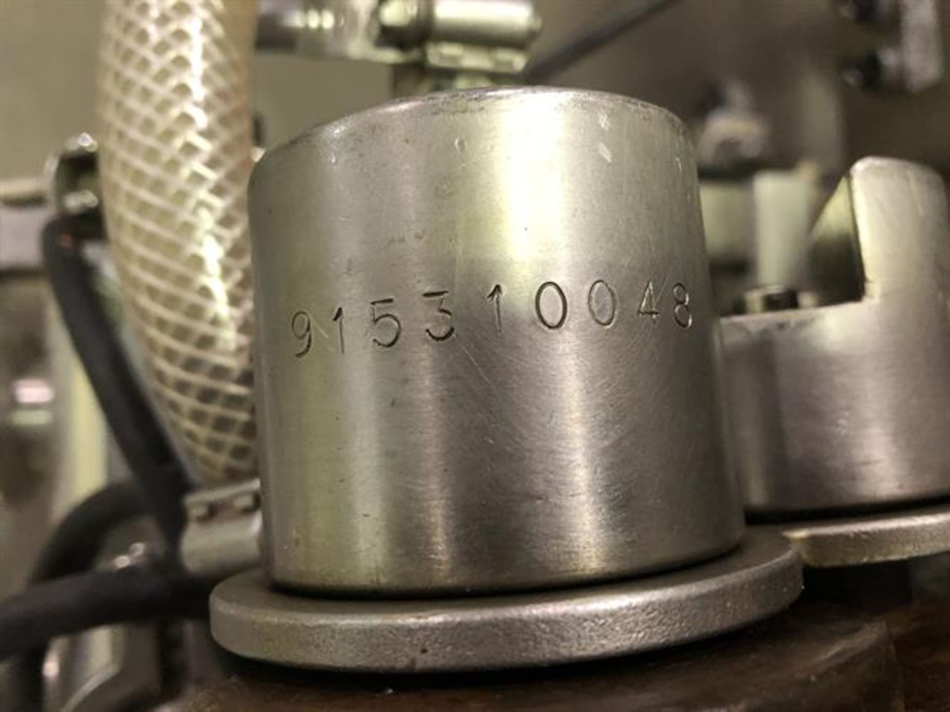 Vemag Robot 500 Stainless Steel Vacuum Stuffer - Machine has been completely reconditioned - PC - Image 3 of 31