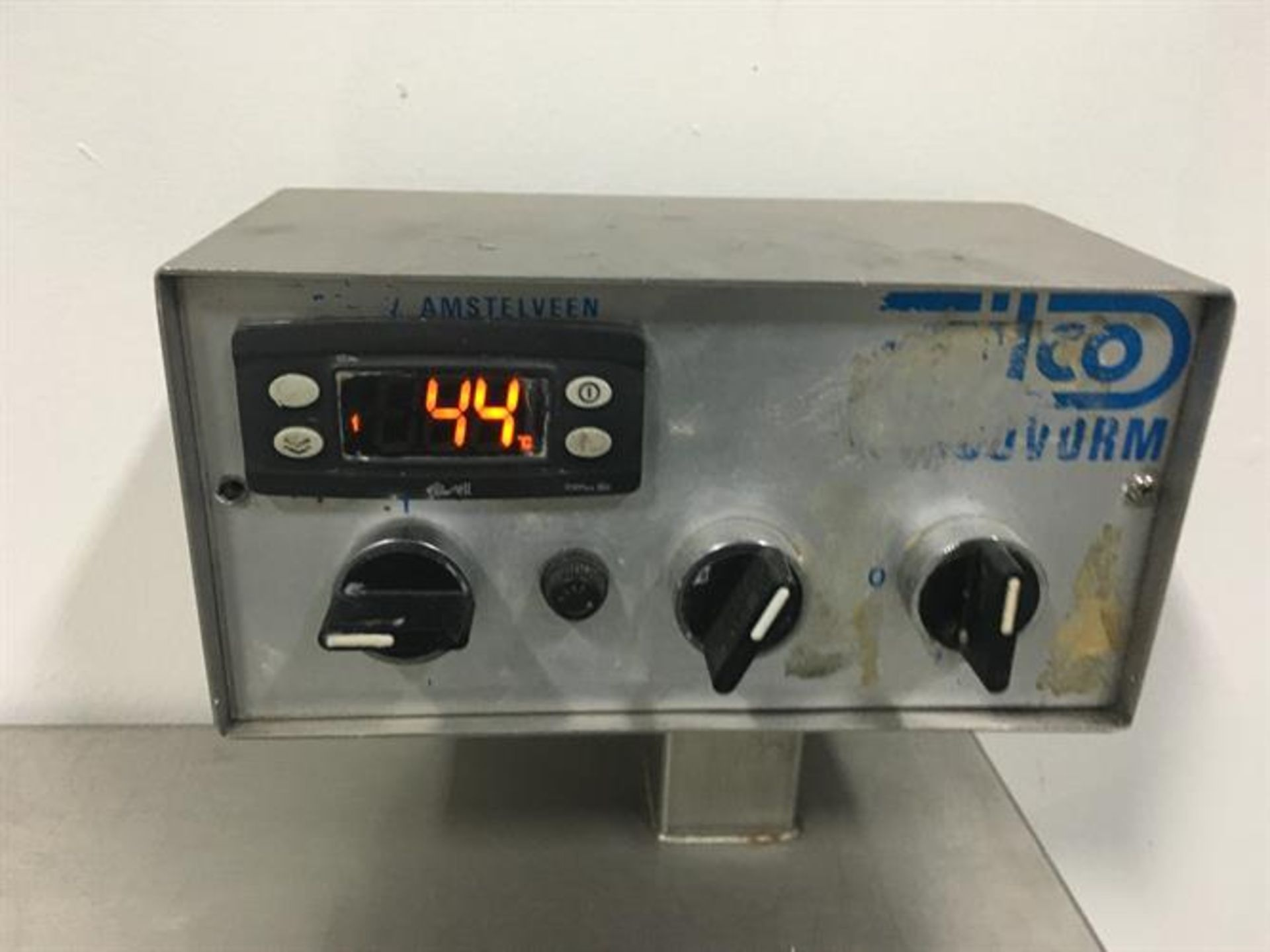 Chocoma 40-kg Tempering Melter - Wheel type - Electrically heated with digital thermostat - Tank - Image 3 of 5