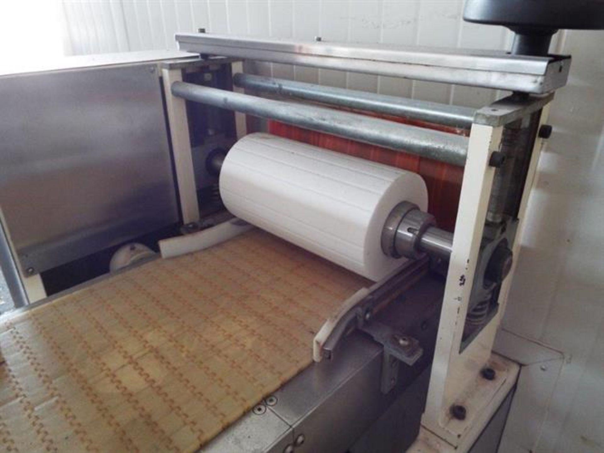 Tecmaq 290 mm Wide Slab Forming Line - Model TM-6H built 2012 - Three sets of gauging/sheeting - Image 15 of 30