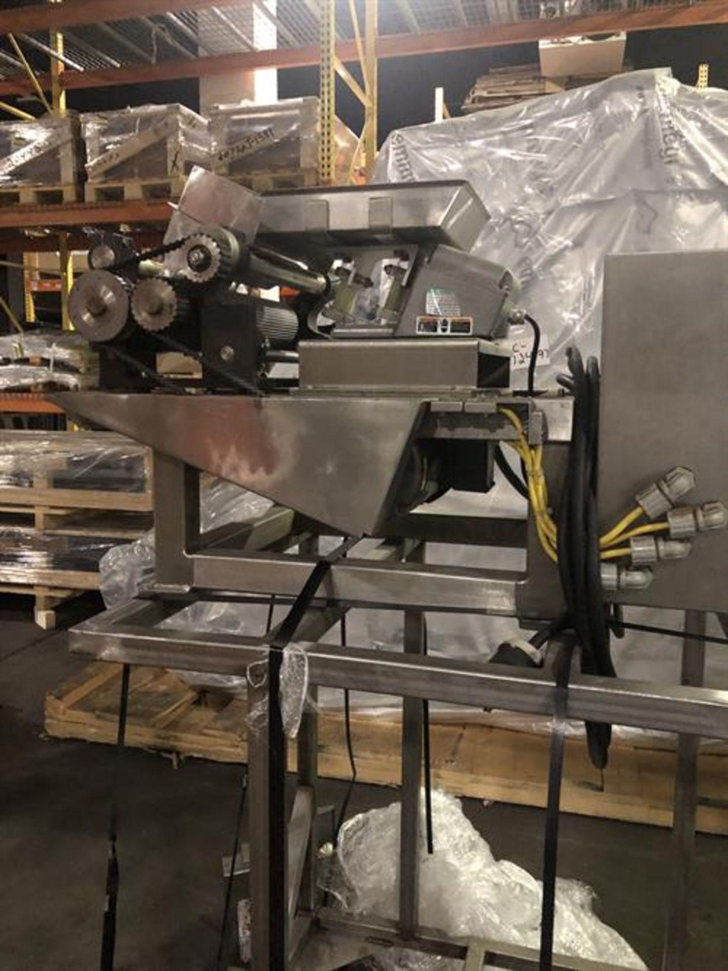 Urschel model N Stainless Steel Granulator - Vibrator pan feeder with variable speed rheostat - - Image 6 of 18